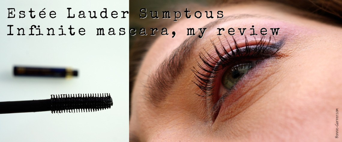 Estée Lauder Sumptous Infinite mascara, my review
