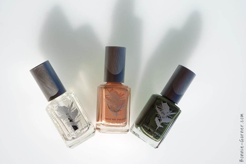 Priti NYC natural nail polishes, my review | Bonnie Garner ...
