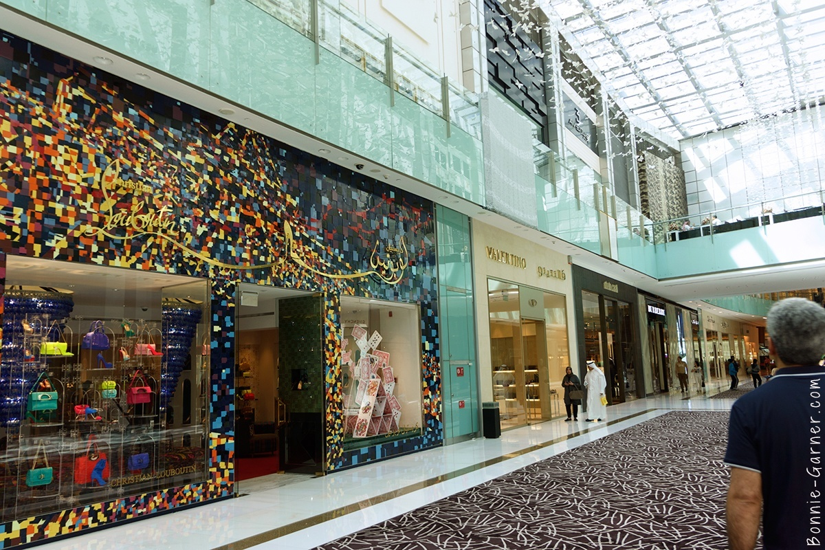 Dubai Mall Louboutin
