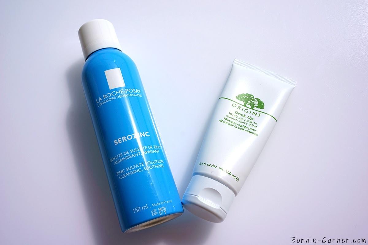 How to determinate your skin type? La Roche Posay Serozinc Origins Drink Up