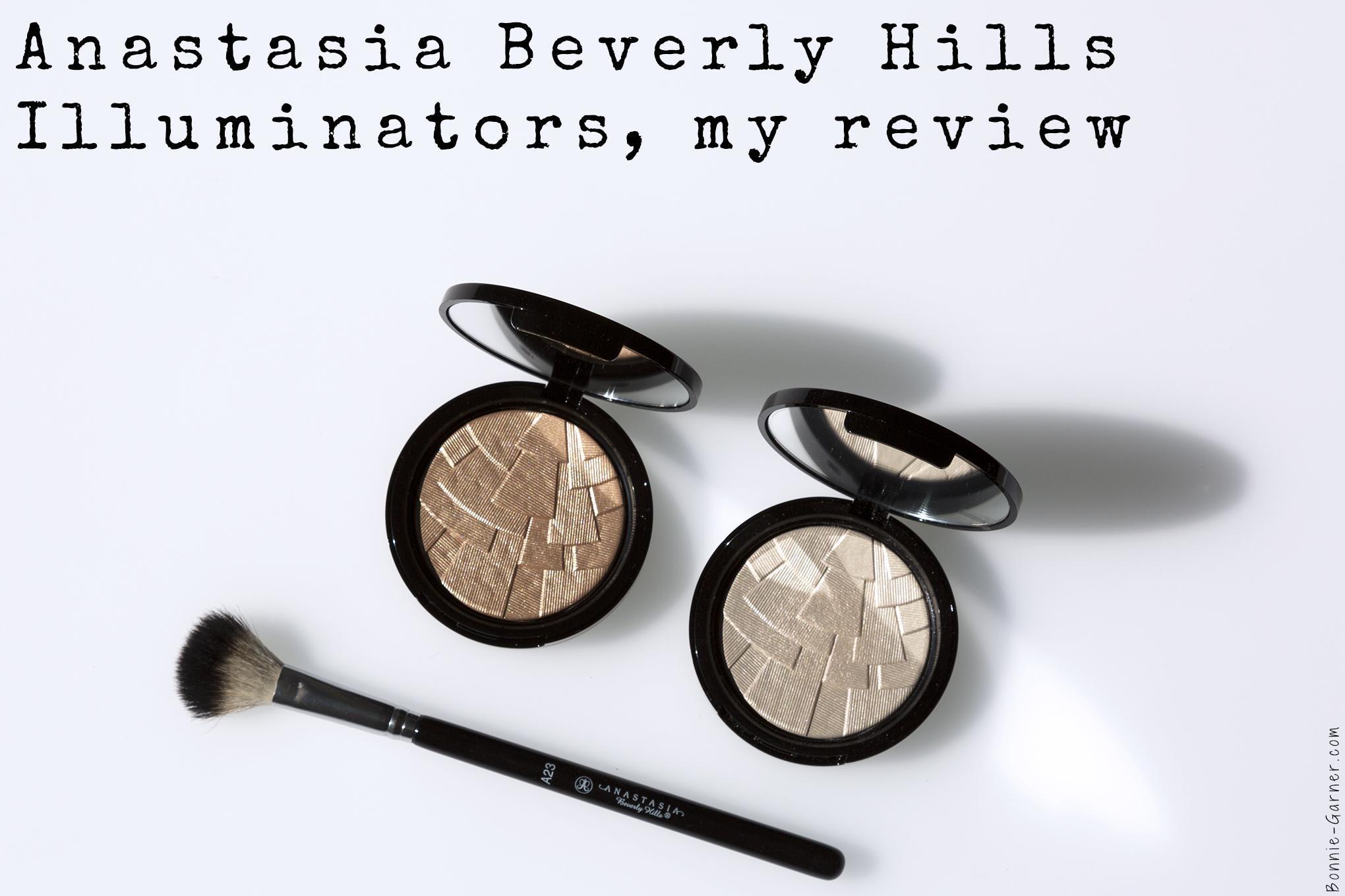 Anastasia Beverly Hills Illuminators, my review