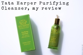 Tata Harper Purifying Cleanser, my review