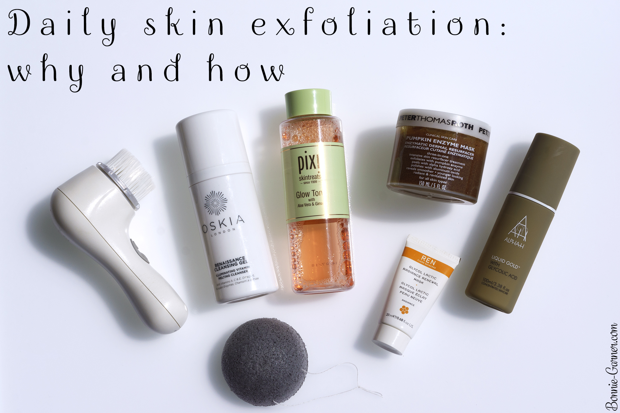 Daily skin exfoliation: why and how