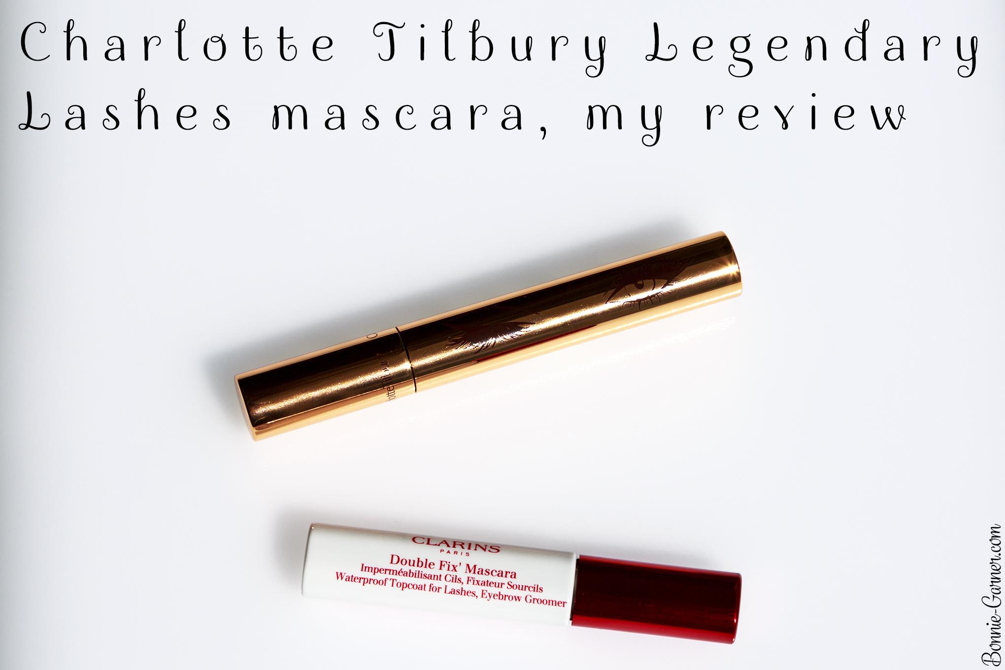 Charlotte Tilbury Legendary Lashes mascara, my review