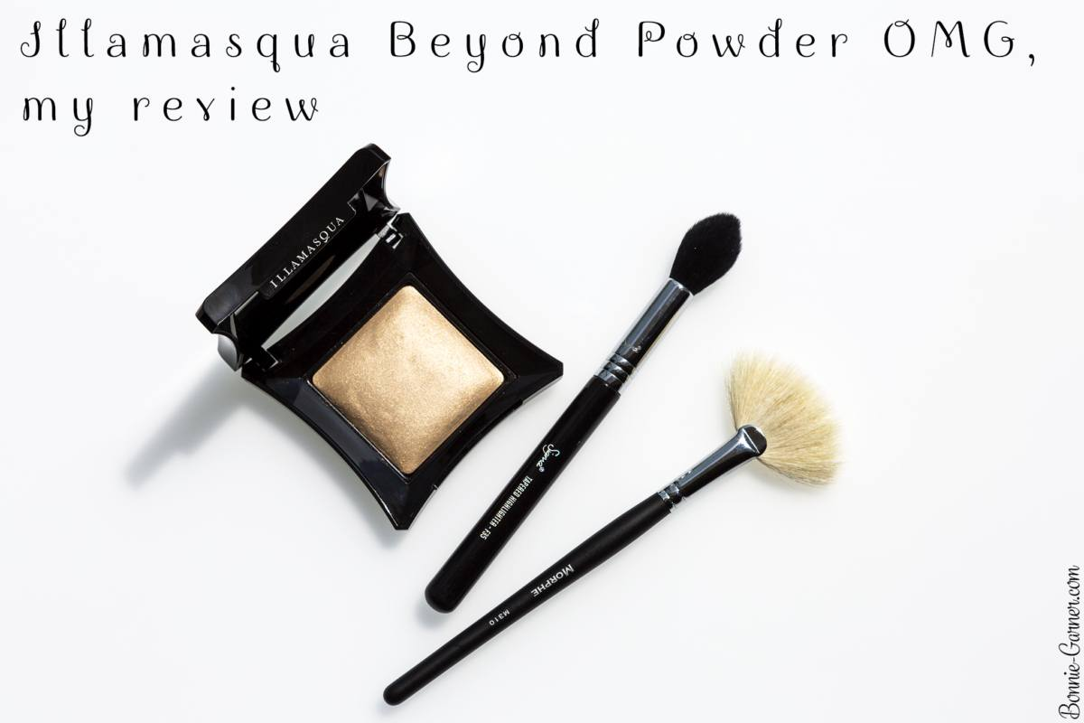 Illamasqua Beyond Powder OMG, my review