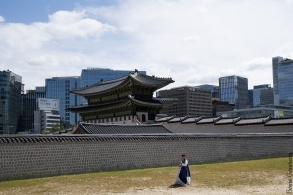 Seoul South Korea, a messy travel diary