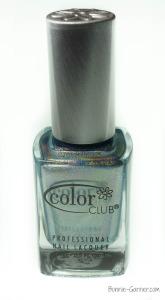 Color Club Blue Heaven: vue bouteille