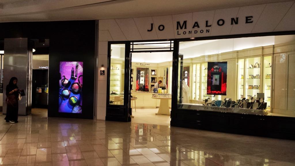 MAC et Jo Malone