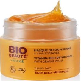 Masque détox vitaminée Bio-Beauté Nuxe