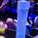 french night cavalli club dubai geraldine