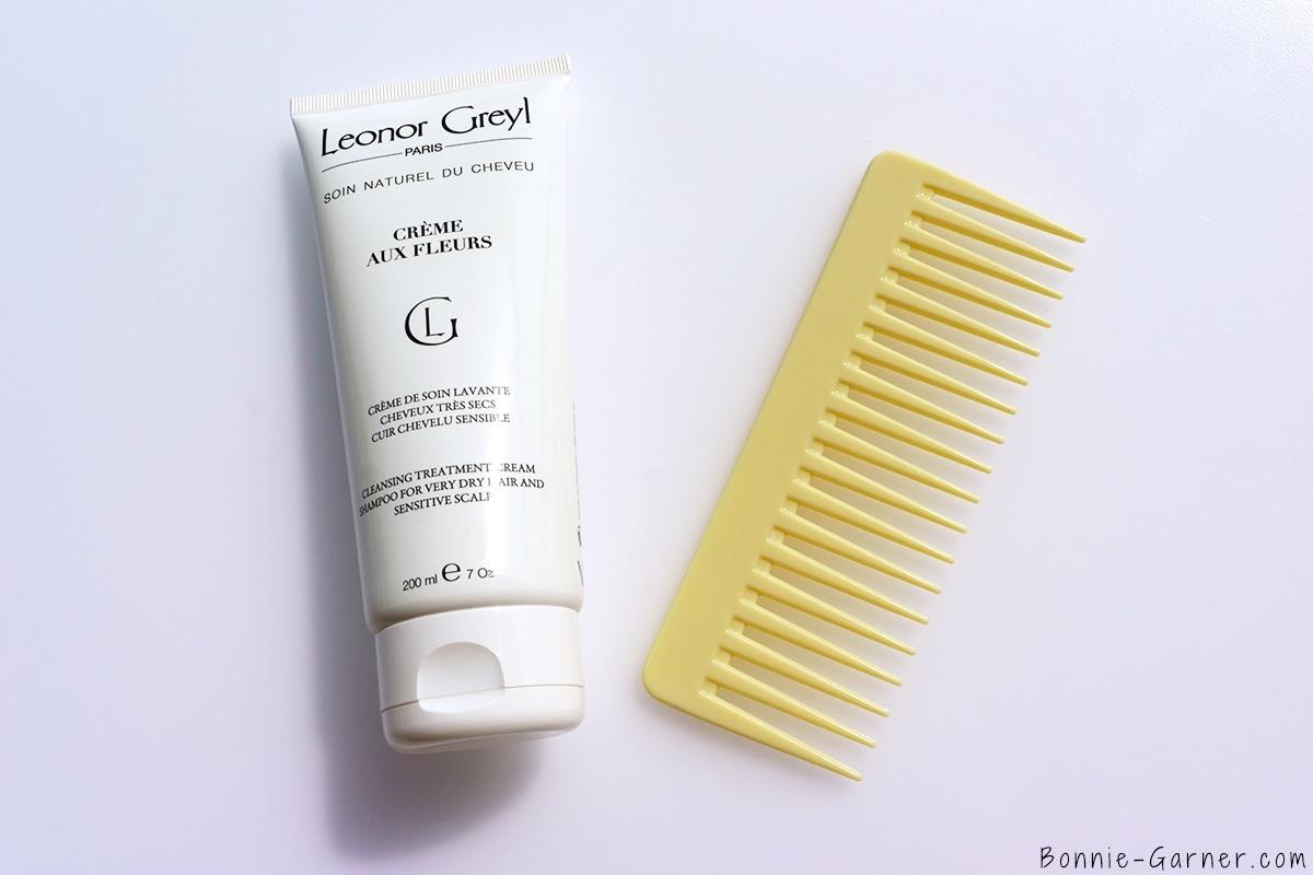 La crème aux fleurs de Leonor Greyl