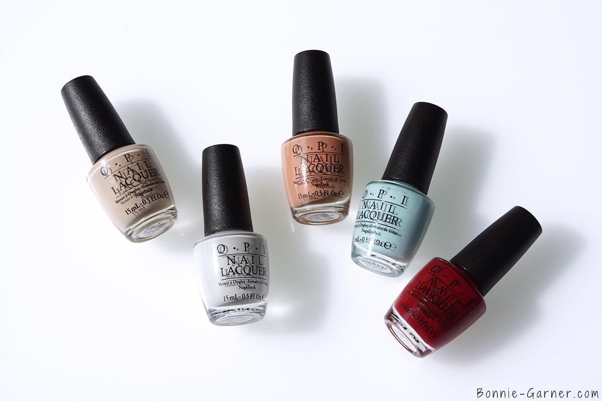 OPI Venice collection Fall Winter 2015