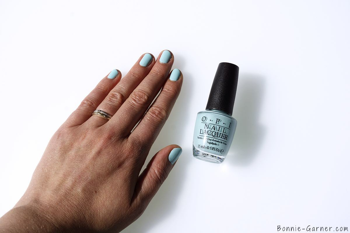 OPI Venice collection Gelato on my mind