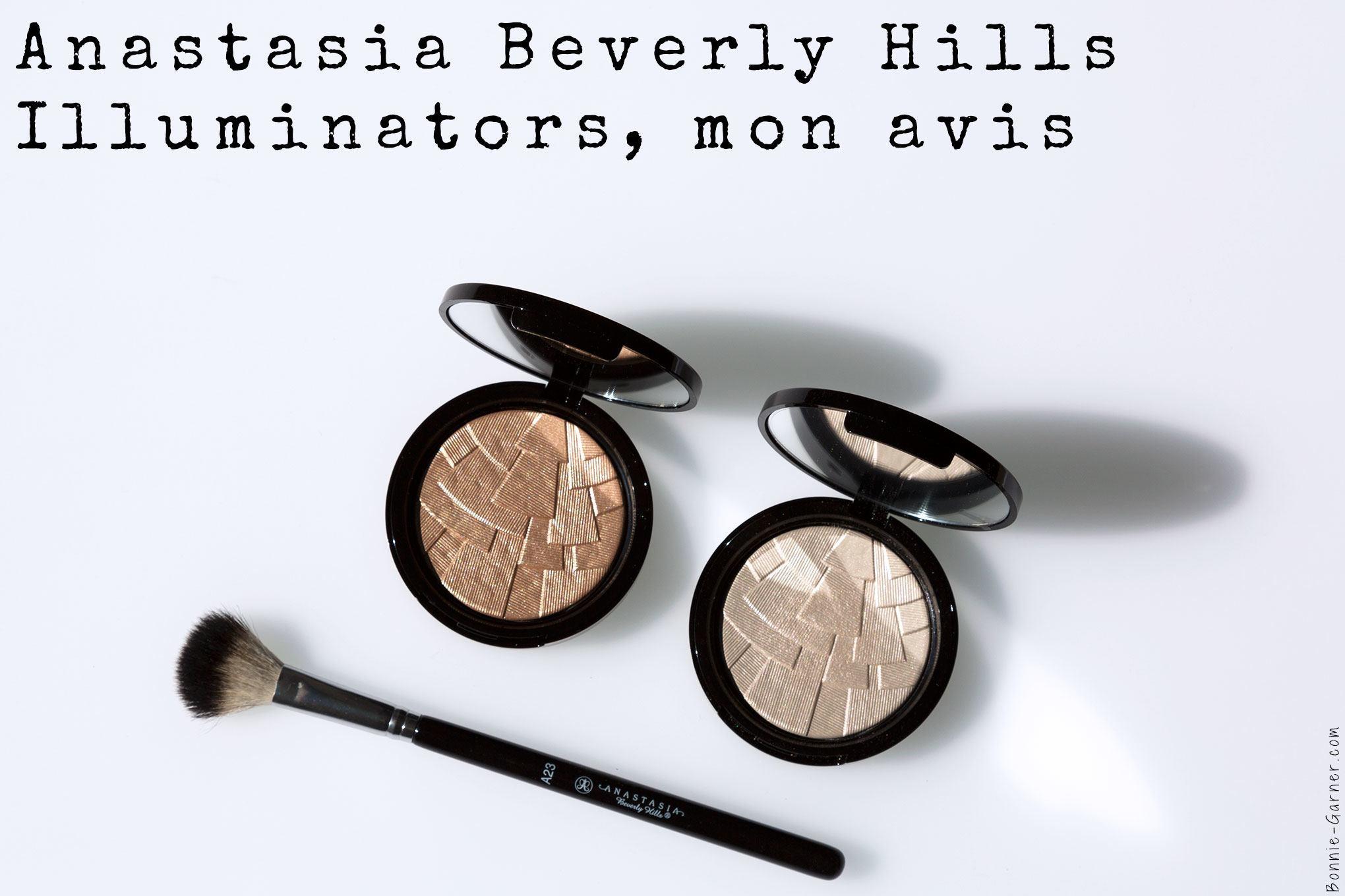 Anastasia Beverly Hills Illuminators, mon avis
