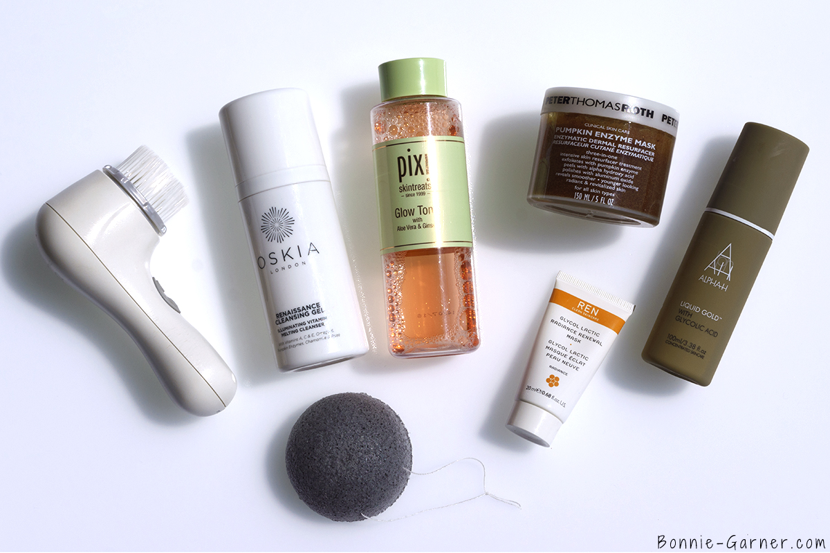Daily exfoliation products