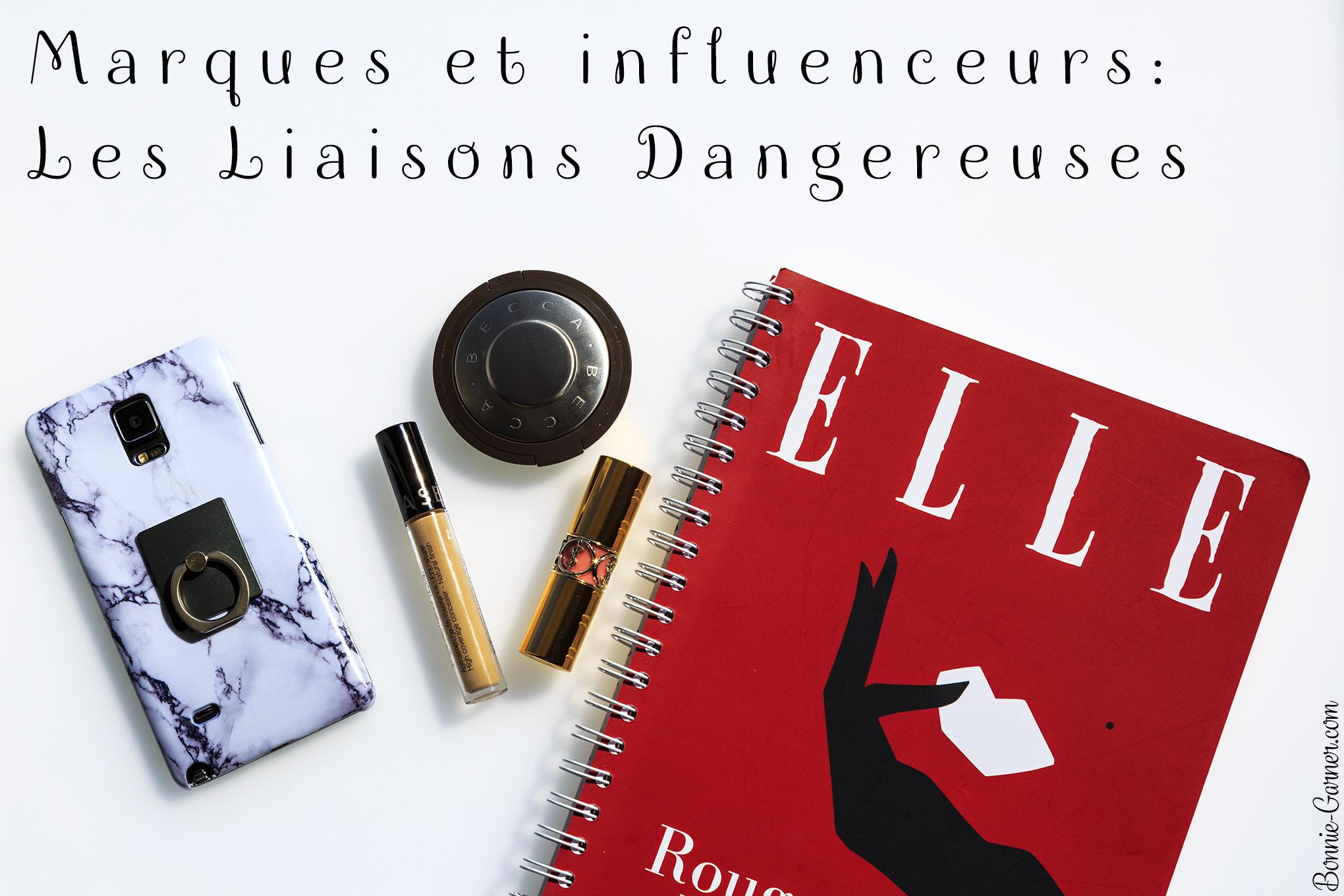 Marques et influenceurs: Les Liaisons Dangereuses