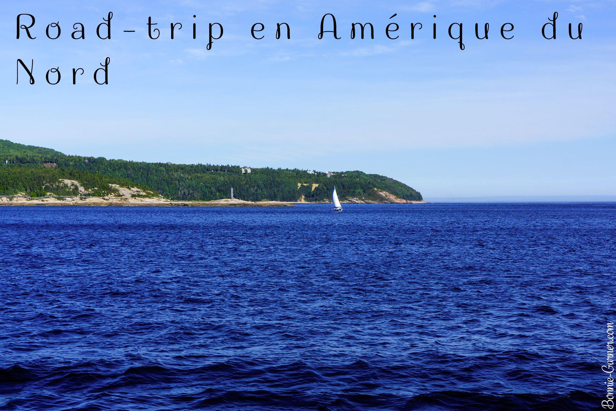 Road-trip en Amérique du Nord