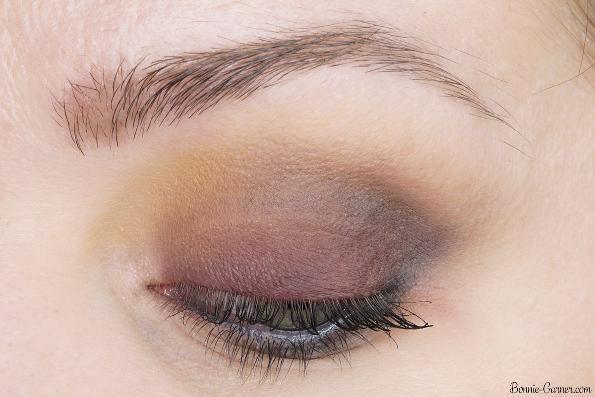 Anastasia Beverly Hills Subculture eyeshadow palette makeup look: Dawn, Edge, All Star, Rowdy, Axis, Cube