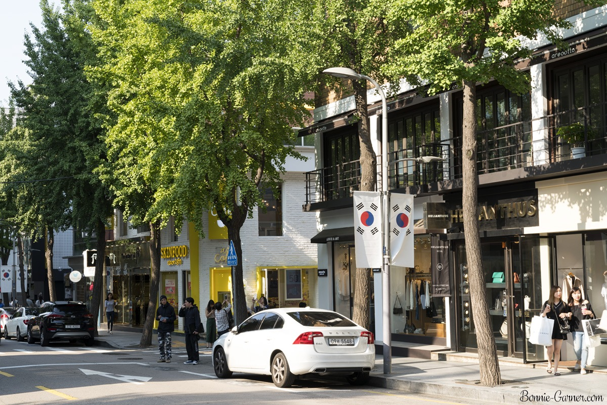 Garosugil Seoul