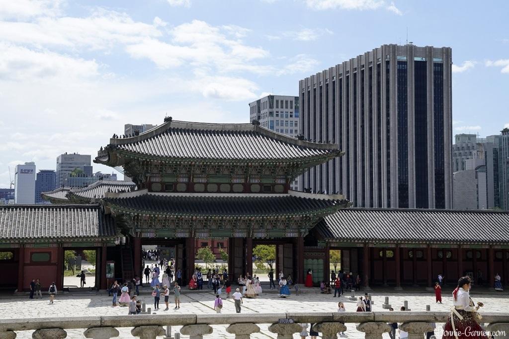 Gyeongdong palace, Seoul South Korea