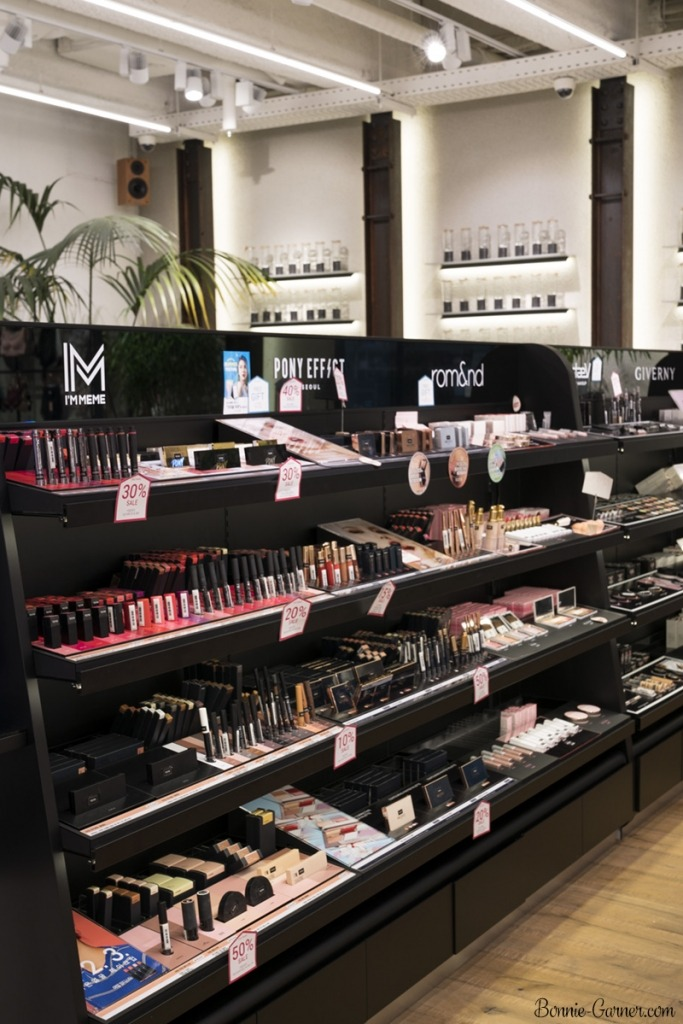 Creemare Beauty concept store Gangnam